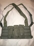 Mx/x Chest Rig Bandoleer D-cr-mx4/x-pb-ms-5gr Extremely Rare Only 90 Made