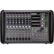 Mackie Ppm1008 8-channel Professional Powered Mixer 1600w-authorized Seller
