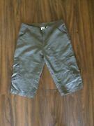 Columbia Sportswear Co Womans Size 8 Taupe Hiking Shorts With 6 6 Pockets