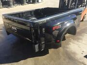 2017-2019 Ford F350 Black Superduty Dually Bed 8ft W/gate And Lights F-350