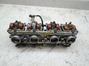 Kawasaki 1000 Concours Zg1000 Carburetor Body Incomplete Parts Only 1986 Kb141