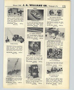 1958 Paper Ad Ideal Toys Roy Rogers Telephone Stagecoach Wagon Robert Robot