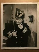 Lou Costello Rare Early Original Signed 8/10 Photo 1944 From Your Boyfriend