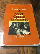 A Short Course In Writing Third Edition By Kenneth A. Bruffee