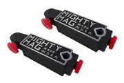 2 Each Westhoff Mighty Mag Bases With 45 Pounds Pull And 6 Mounting Locations