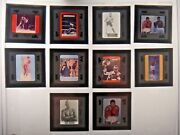 Original Late 1960's Early 1970's Boxing Sports Illustrated Negatives Lot Of 10