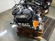 14-15 Chrysler Town And Country 3.6l Gas Engine 63k Miles