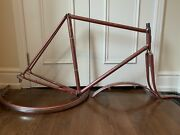 Cinelli Speciale Corsa Road Frame + Matching Fenders Circa 1970