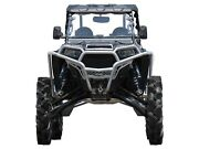 Superatv 7-10and039and039 Lift W/ Rhino 2.0 Axles For Polaris Rzr 1000 High Lifter - Black