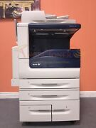 Xerox Workcentre 7830 Color Bw Printer Scan Copy Fax Network Mfp 30ppm Laser A3