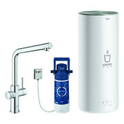Grohe Faucet And Boiler Red Duo 30325
