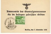 301017postcard-general Government For The Occasional Polish Territory 1939 031