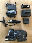 Sony Nexfs700uk 128 Gb Camcorder - Black, Includes Extra Batteries