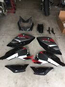 Bmw K1300s Fairings Everything But Belly Pan.