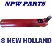 New Holland Hm236 Disc Mower Spring 84195594 Support 84195595