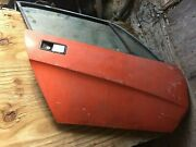 Triumph Tr7 Original Rh Coupe Door Assembly From Florida Car. Stored 30 Years