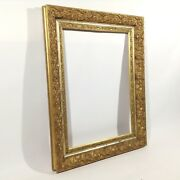 35 13/16x27 5/8in Painting Picture Frame Antique Baroque Rococo Art Photo Gold