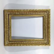 41 11/16x33 1/2in Painting Picture Frame Antique Baroque Klassizimus Gold
