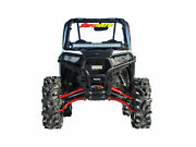 Superatv Polaris Rzr 900 To S 900 Conversion W/ Rhino 2.0and039s And 3 Lift - Red