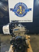 Engine Assembly Chevy Spark 14 15