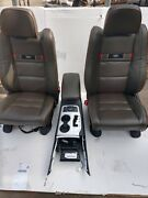 70th Anniversary Jeep Grand Cherokee Seats Frontrear With Door Panels Console
