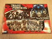 2007 Transformers Chess Set Board Game Parker Brothers