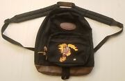1996 Magic The Gathering Backpack W/ Embroidered Nightmare Wizards Of The Coast