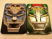 Voltron Collection 1 And 3 Blue Lion And Green Lion Dvd