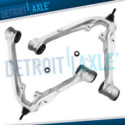 2 Aluminum Front Lower Control Arm Ball Joint For Chevy Silverado Sierra 1500