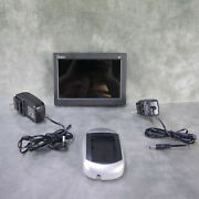 Euc Ikan D7w-dk Field Monitor Deluxe Kit Orig Owner - Used Once For 6 Hrs S1e1