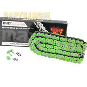 530 Green O-ring Chain 112 Links For Suzuki Gsf600s 1996-2003 1997 1998 1999 00