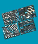 Hazet Tool Assortment 0-179nw/230 Number Of Tools 230