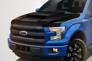 Grid Hood 1 Piece Fits Ford F-150 15-20 Carbon Creations