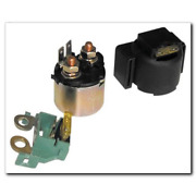 Starter Relay Solenoid For 1997 Yamaha Yzf600r Street Motorcycle Kandl 21-2997