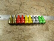 10 Solid Brass Lure Body Powder Coated Pick Color Combined Shipping. 1227