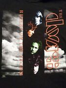 Vintage 1994 The Doors Riders On The Storm Jim Morrison Shirt