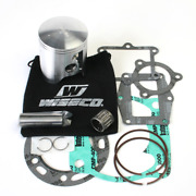 Top End Kit For 1985 Honda Cr250r Offroad Motorcycle Wiseco Pk1080