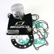 Top End Kit For 1992 Yamaha Wr500 Offroad Motorcycle Wiseco Pk1821