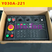 Applicable For Y030a-221 Fanuc Cnc Machine Keypad Operation Panel