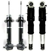 Front And Rear Shock Absorbers Kit Acdelco Gm Oe For Caddy Chevy Gmc W/z95 Chassis