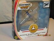 Matchbox 2002 Collectibles North American Wwii P-51d Mustang Fighter W/ Pilot