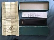 Rare X-act Slide Rule No 222p Denmark Machine Divided Proctor And Gamble Case