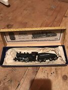 Tyco Steam Locomotive Shifter And Tender
