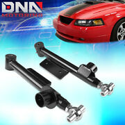 For 1999-2004 Ford Mustang 2pcs Adjustment Rear Suspenstion Lower Control Arms