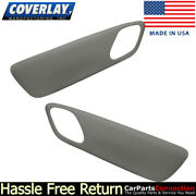 Coverlay Replacement Door Panel Insert Rear Medium Gray 12-18r-mgr For Escape
