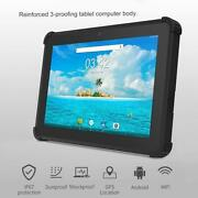 10.1 Rk3399 Industrial Anti-falling Ip67 Tablet Pc Hdmi Dbr9 For Android 7.1 Bs
