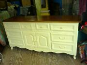 Dixie Furniture French Country Dresser Local Pick-up 19g017
