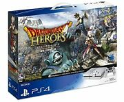 Sony Ps4 Playstation4 Game Console 500gb Dragon Quest Metal Slime Edition Ems