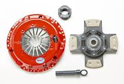 South Bend St4 Extreme Clutch Kit For 95-99 Vw Golf Mk3 Gti 2.8