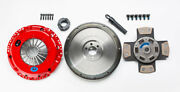 South Bend St4 Extreme Clutch Kit For 00-06 Vw Golf Mk4 Gti 1.8t
